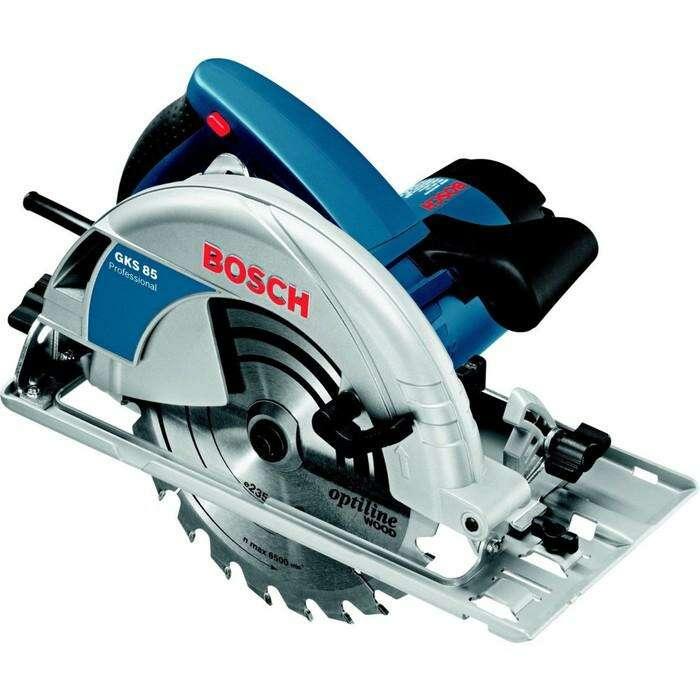 Циркулярная пила Bosch GKS 85 G 2200 Вт