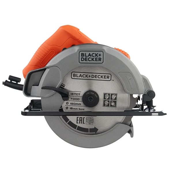 Пила дисковая Black&Decker CS1004-RU