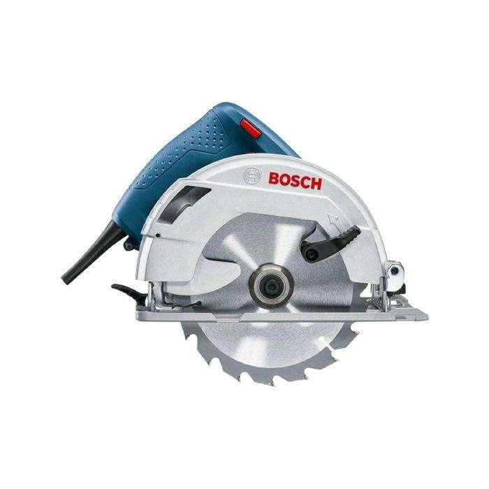 Дисковая пила Bosch GKS 600 (06016A9020), 1200 Вт, 5200 об/мин.