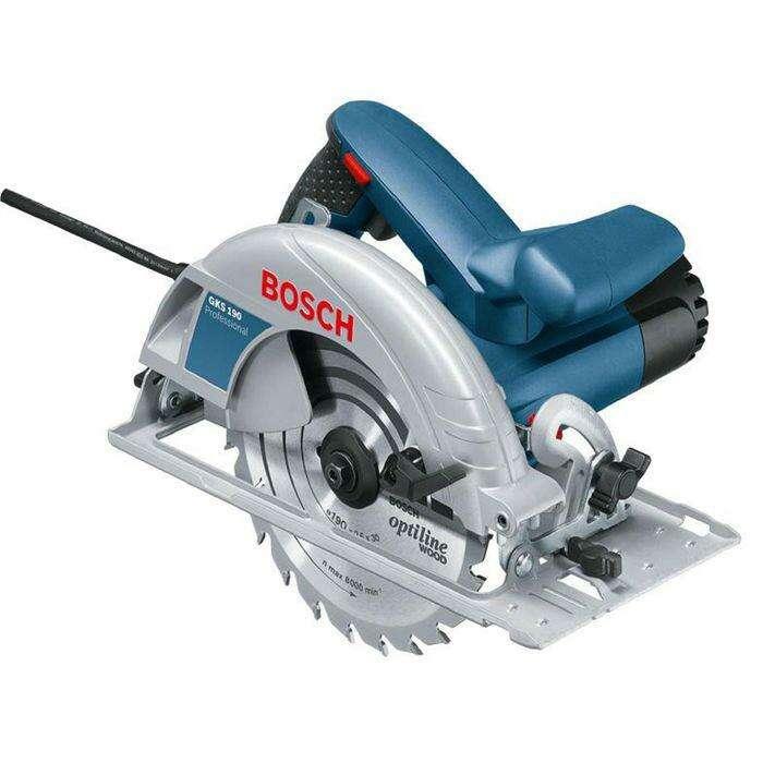 Пила циркулярная Bosch GKS 190(0 601 623 000)