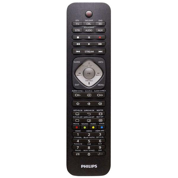 Универсальный пульт ДУ Philips SRP5016/10