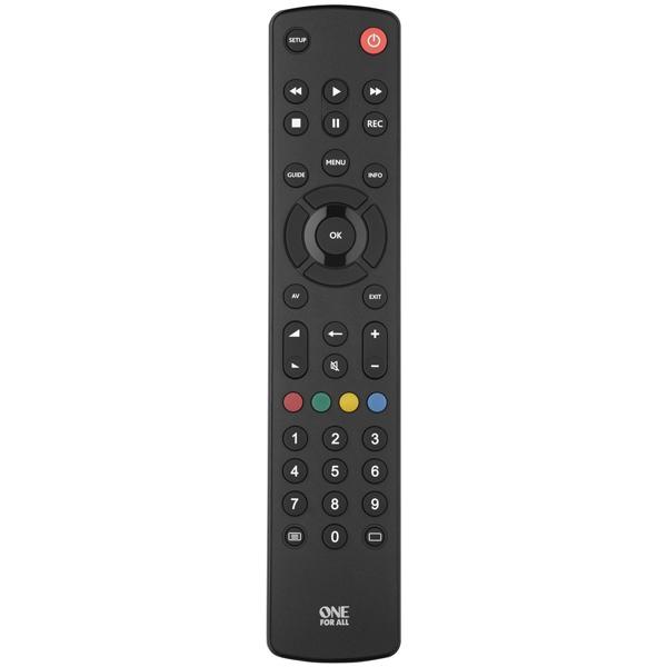 Универсальный пульт One For All URC1210 Contour TV