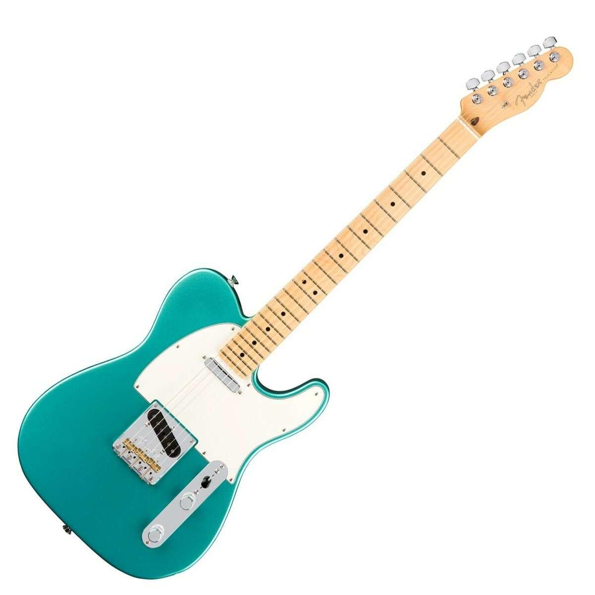 Электрогитара Fender  AM PRO TELE MN MYST SEAFOAM