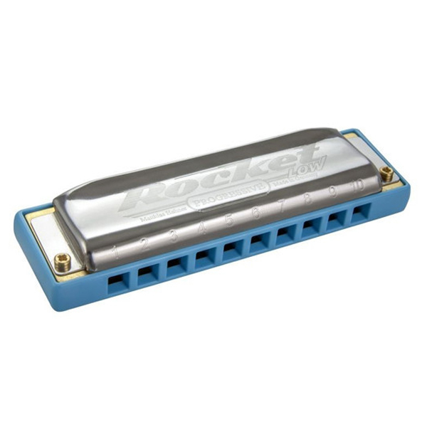 Губная гармошка Hohner Rocket Low F