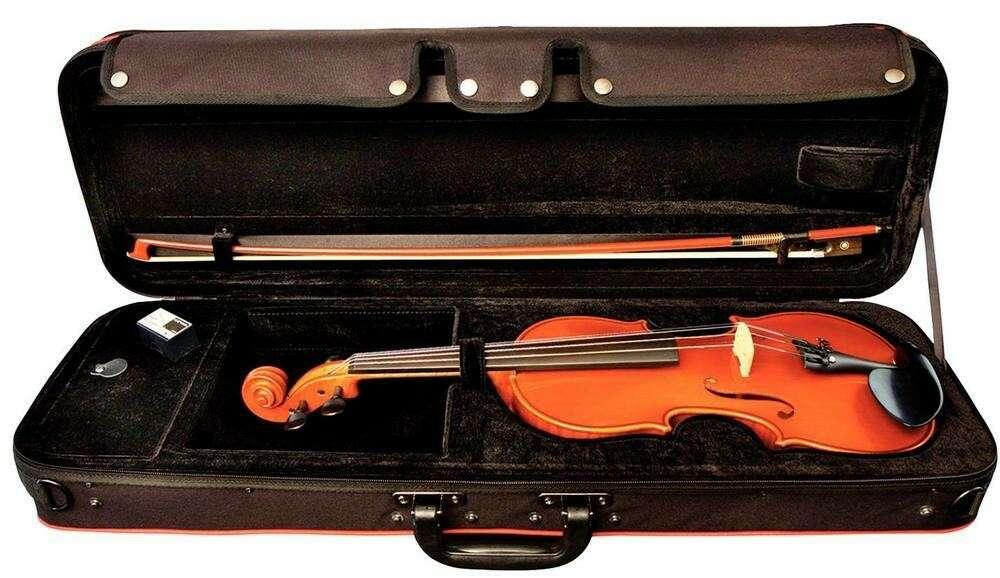 Скрипка  GEWA VIOLINE SET IDEALE (4/4 комплект)