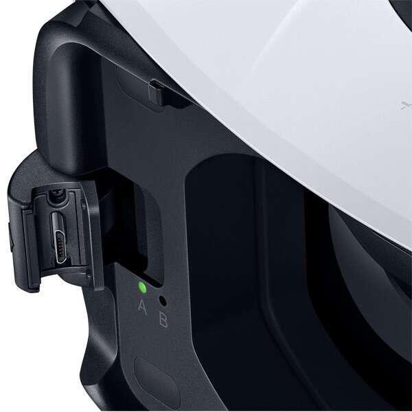 Виртуальные очки Samsung Gear VR