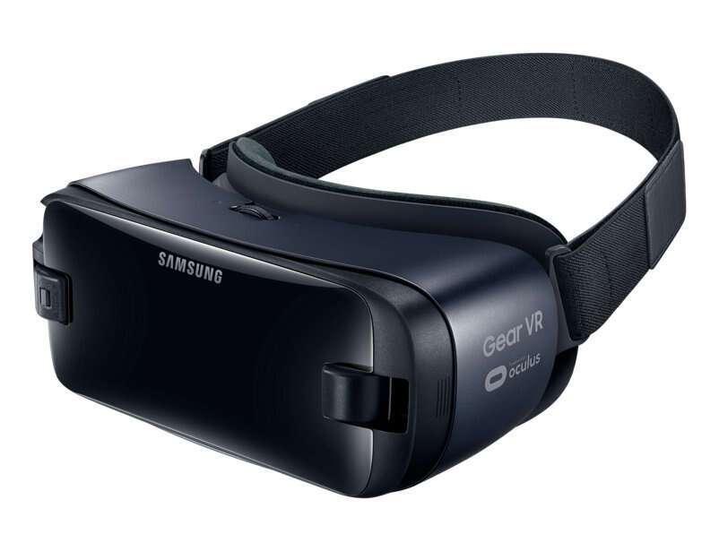 Очки Samsung Gear VR3  (SM-R324NZAASKZ)