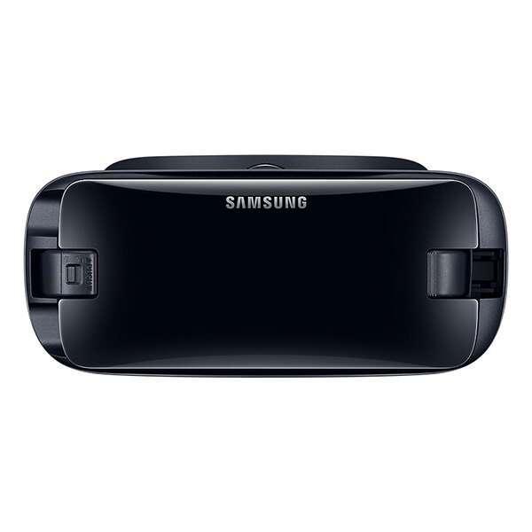 Очки виртуальной реальности Samsung  Gear VR with Controller (SM-R325NZVASKZ)