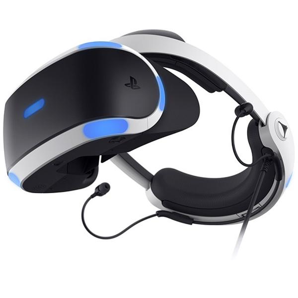 Шлем виртуальной реальности PlayStation VR Mega Pack