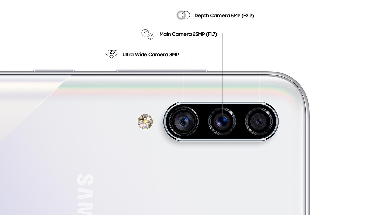 Тройная основная камера на все случаи жизни