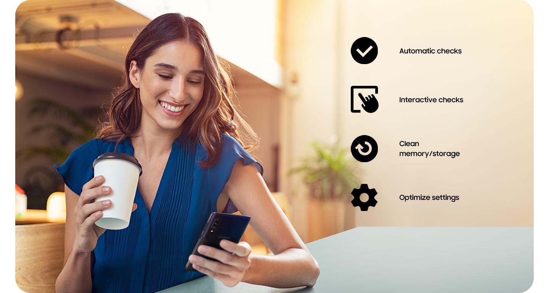 Поддерживай высокий уровень работоспособности твоего смартфона вместе с нами