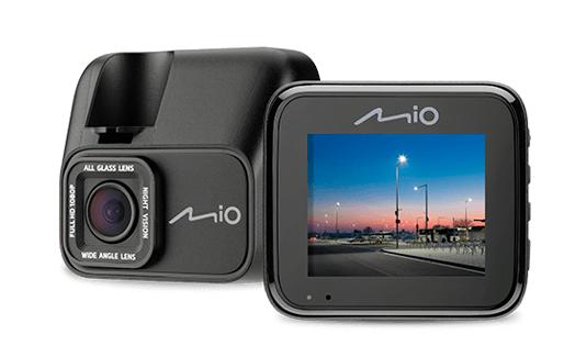 Новинка! Видеорегистратор MiVue С520 от компании Mio