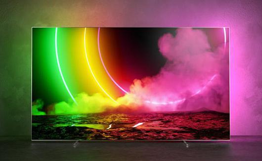 Умный телевизор Philips OLED 806