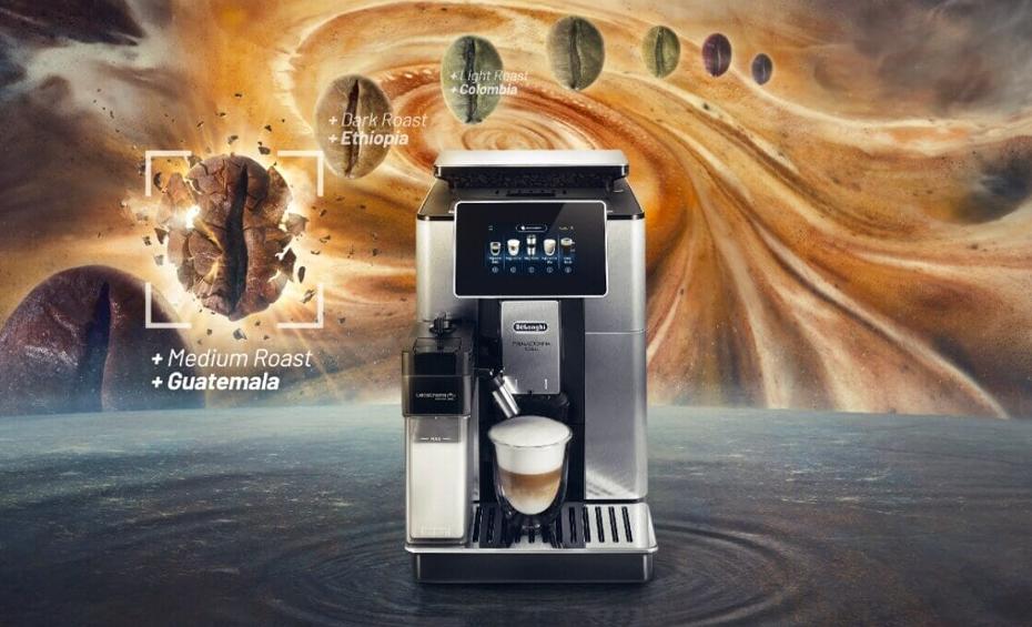 Кофемашина Primadonna Soul