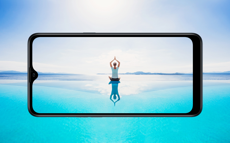 Большой экран для полного погружения