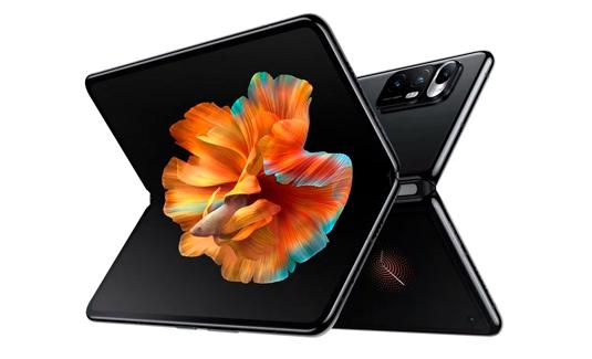 Xiaomi представила свой первый смартфон со сгибаемым экраном!