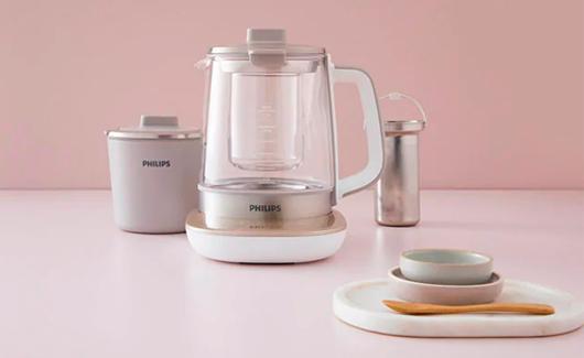 Откройте для себя новую чайную систему Philips