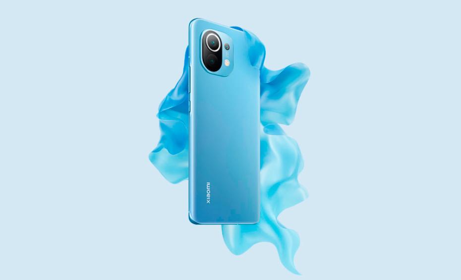 Новинка от Xiaomi: смартфон Mi 11