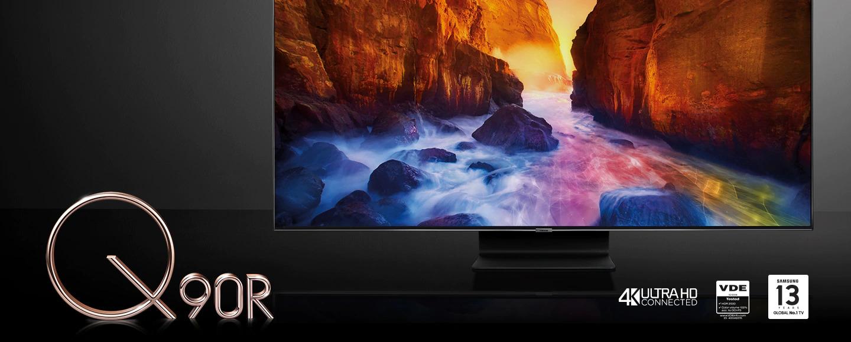 Реальный мир в 8К на экране ТВ