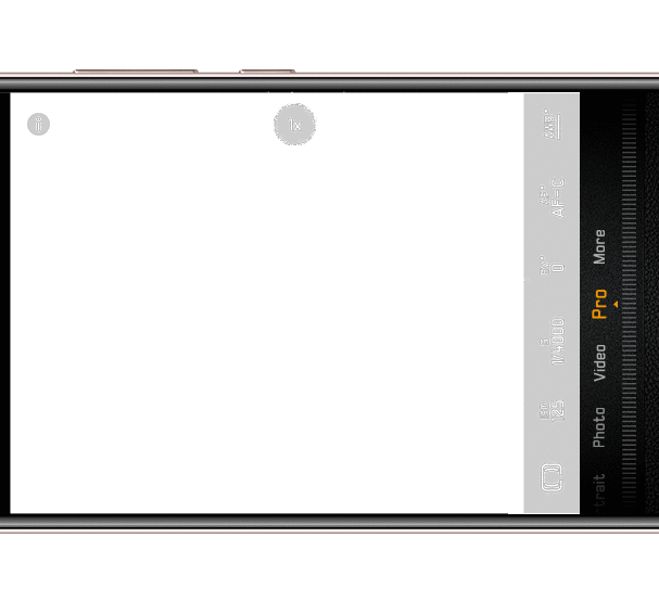 HUAWEI P20 AI framing suggestion feature