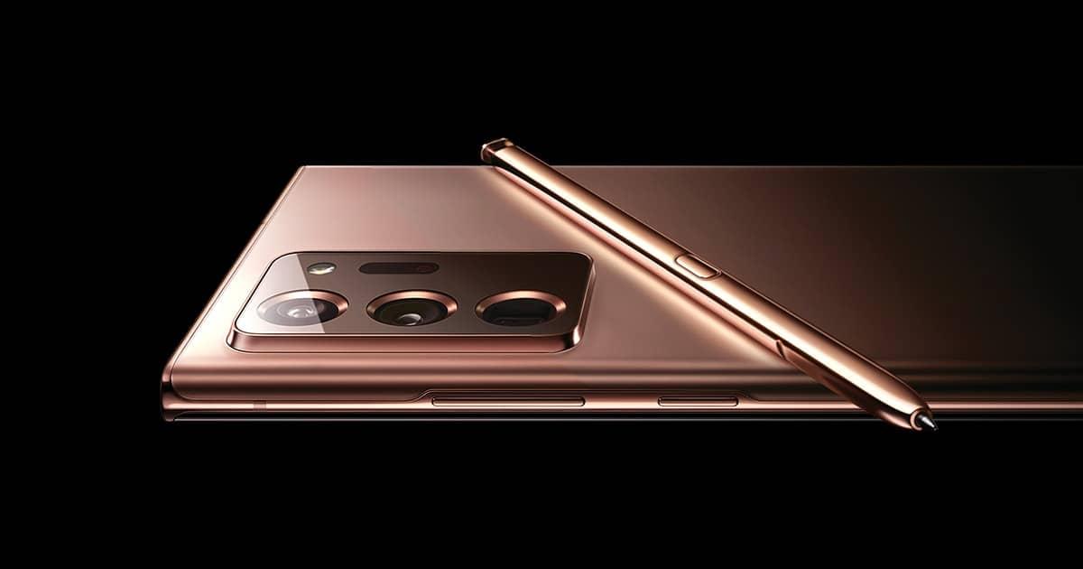 Galaxy Note 20 | 20 Ultra