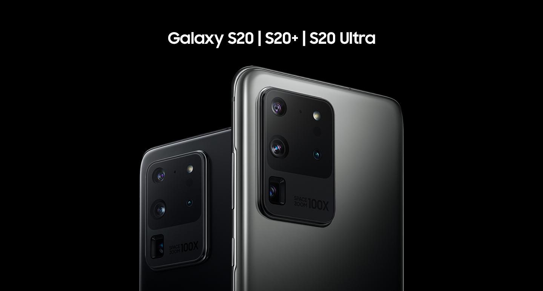 Galaxy S20 | S20+ | S20 Ultra