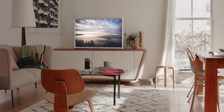Serif - новая модель телевизора в 2019 году