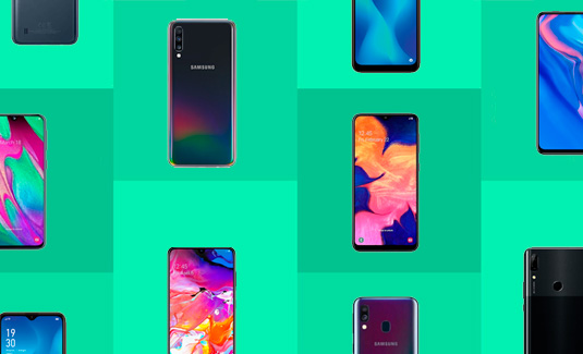 ТОП доступных Android смартфонов
