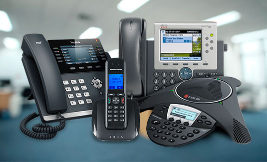 Как выбрать телефон для офиса?