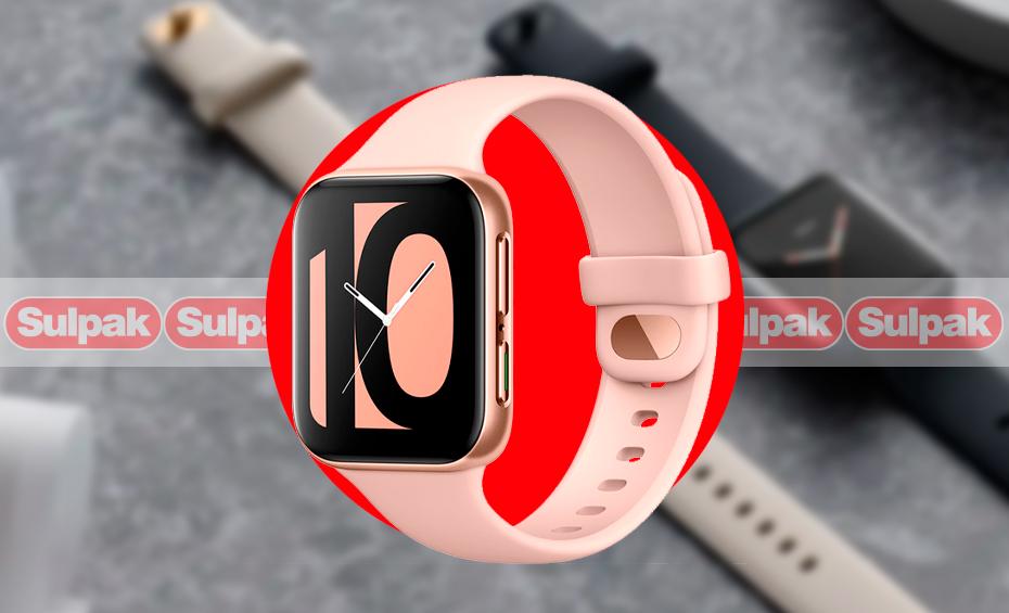 Обзор умных часов Oppo Watch