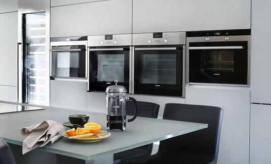 Как выбрать встраиваемую микроволновую печь?