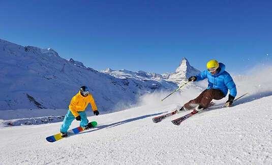 Сноуборды и лыжи в Sulpak