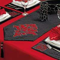 Скатерти, салфетки и дорожки на стол