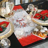Новогодние дорожки на стол