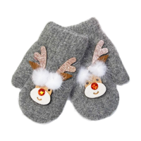 Новогодние носки, варежки