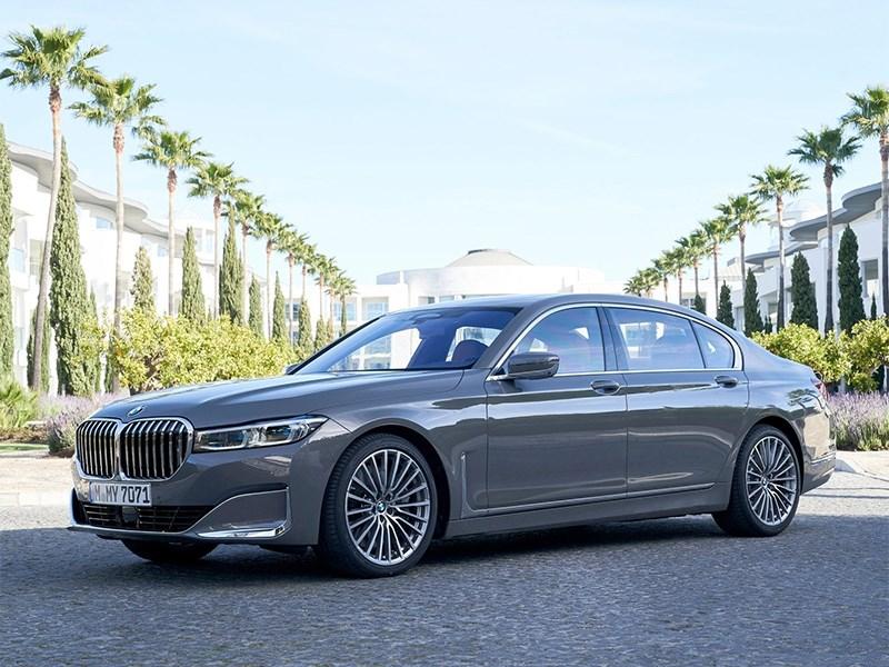 BMW выпустят представительский электромобиль