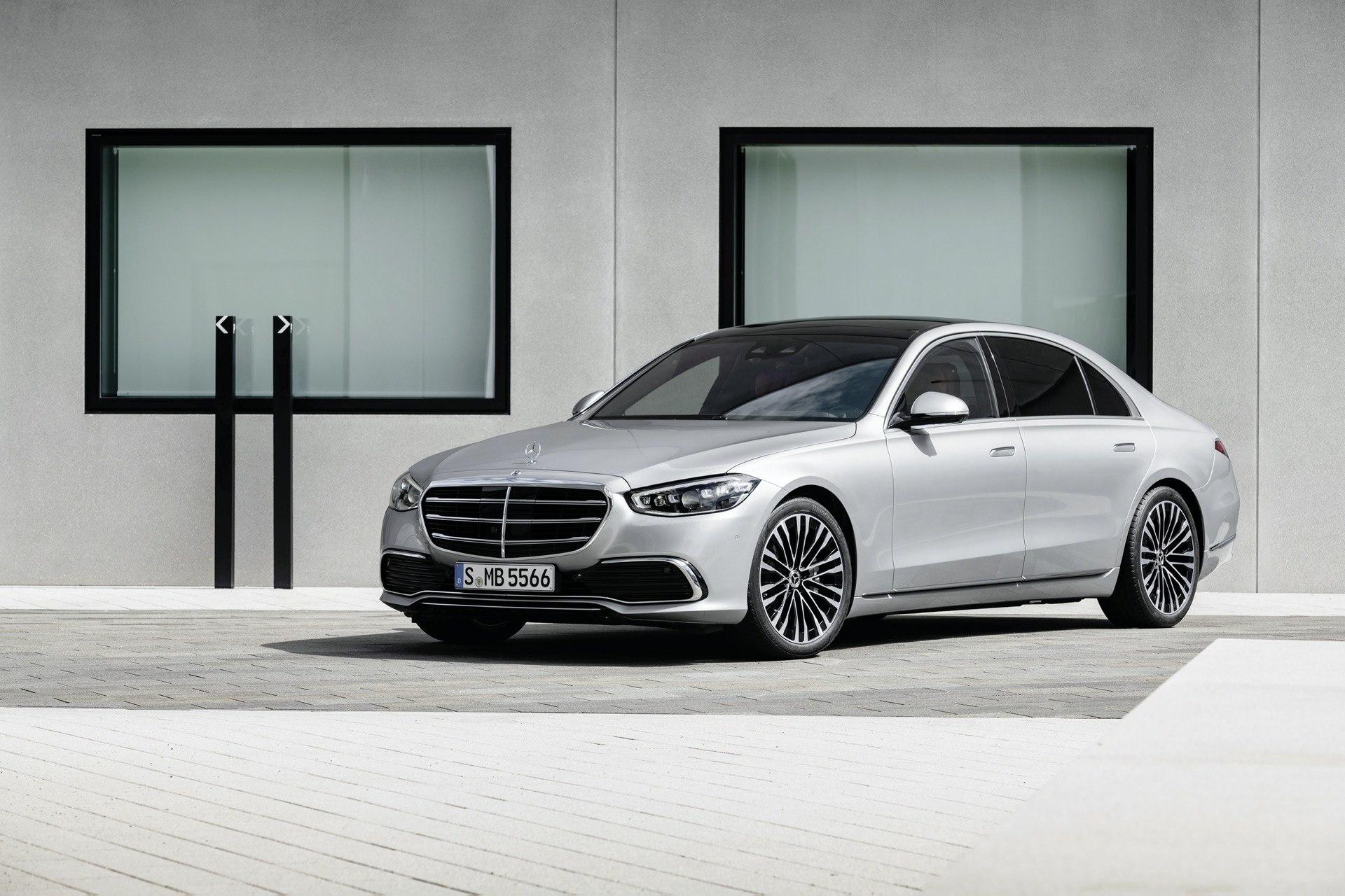Mercedes-Benz S-Klasse — «ограбление» по-немецки