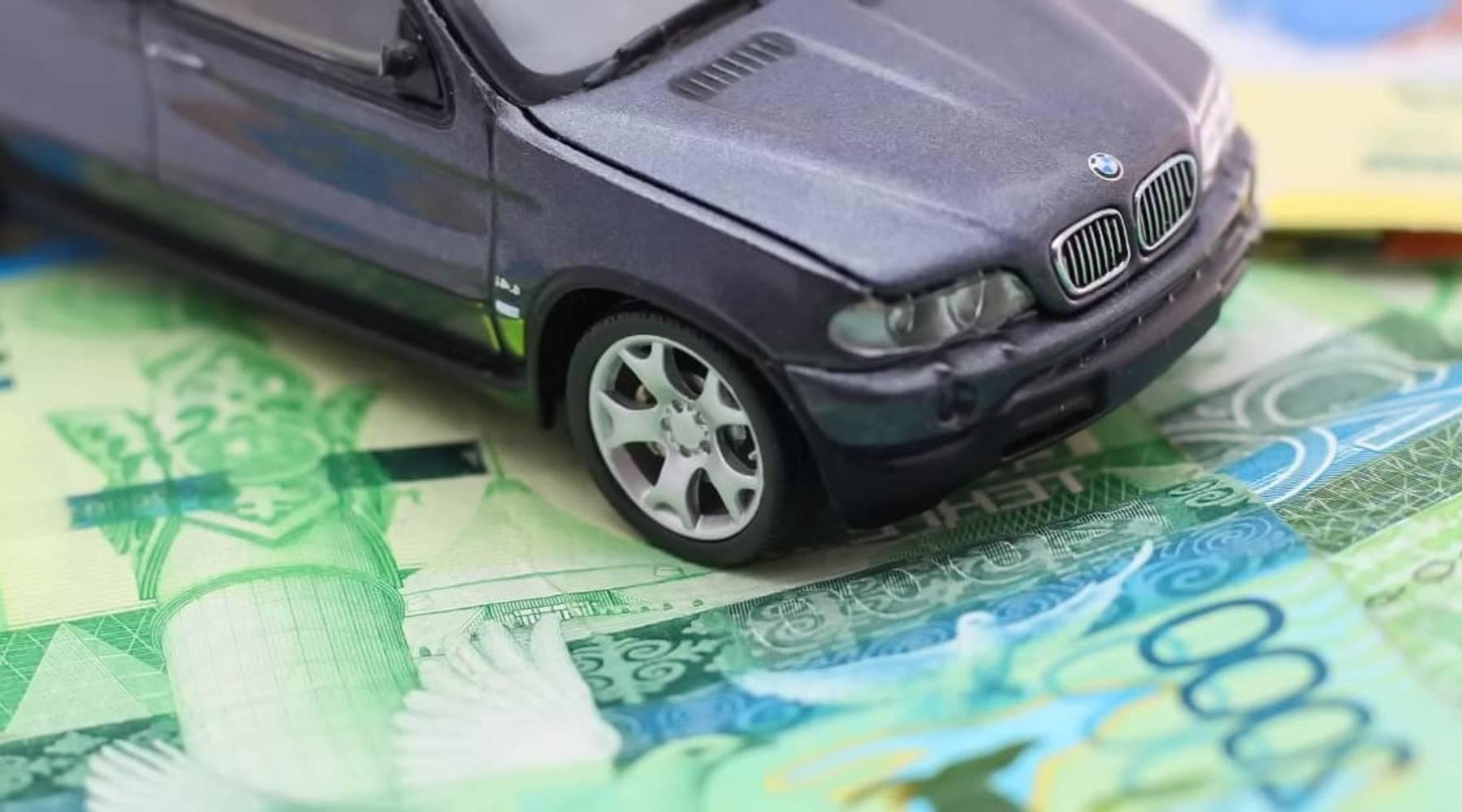 Налог и страховка на автомобиль – реалии КЗ