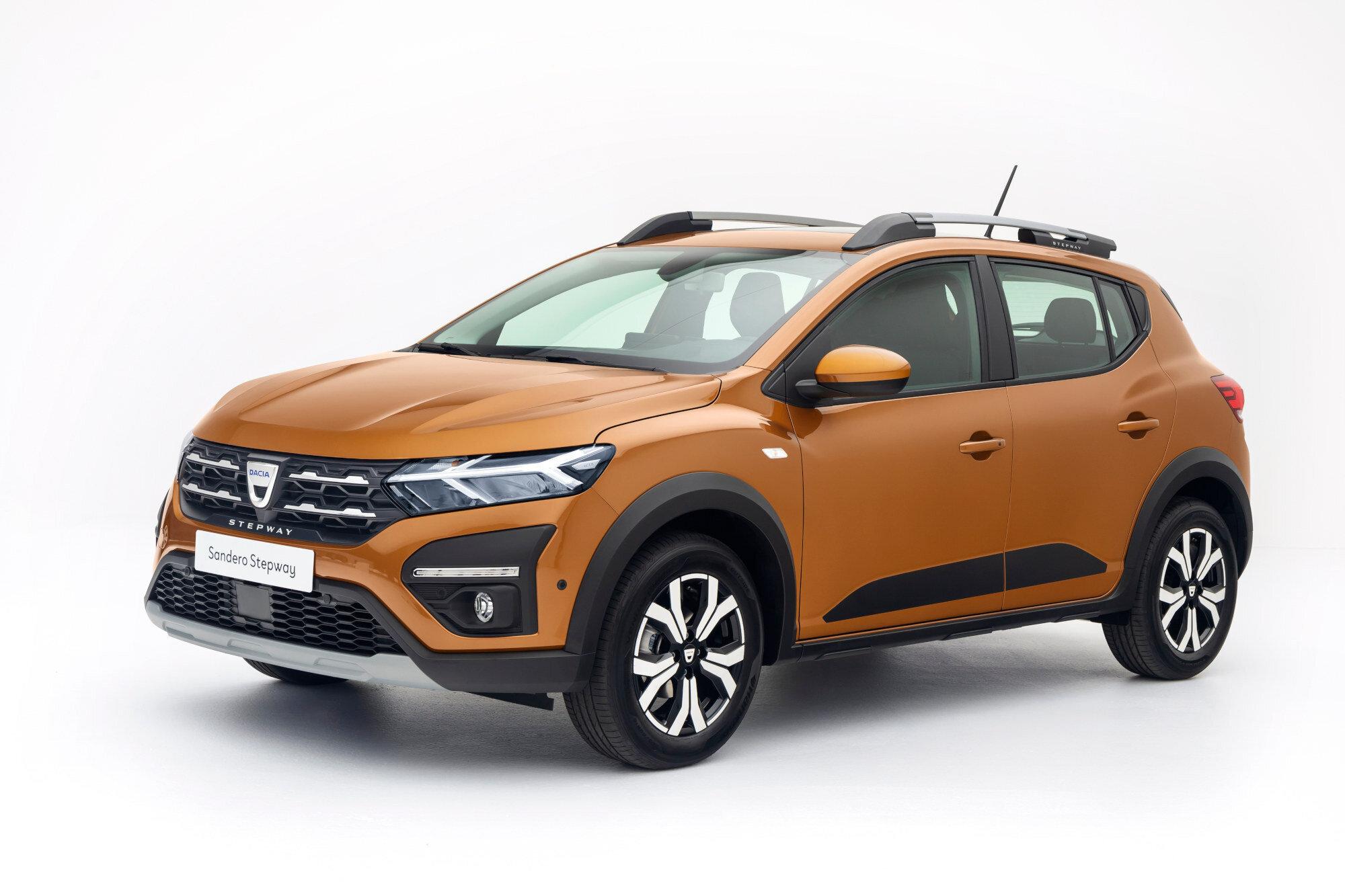 Renault готовит для СНГ новые Logan и Sandero