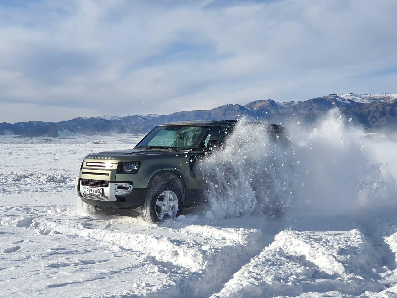 Land Rover Defender: «Деффи» свободен!