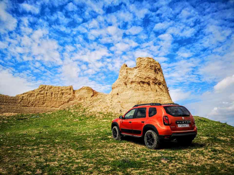 «Набег» на Южный Казахстан: Две крепости