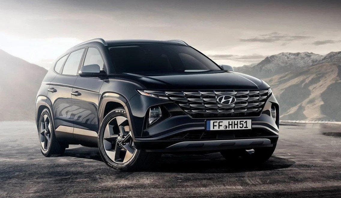 Hyundai Tucson: революция